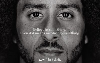 Nike's New Ad  Featuring Kaepernick Gives Masterclass In Brand Values