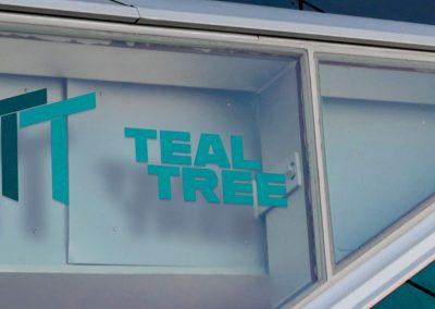 Teal Tree Branding