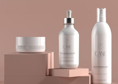 CANE Beauty Full Brand Development