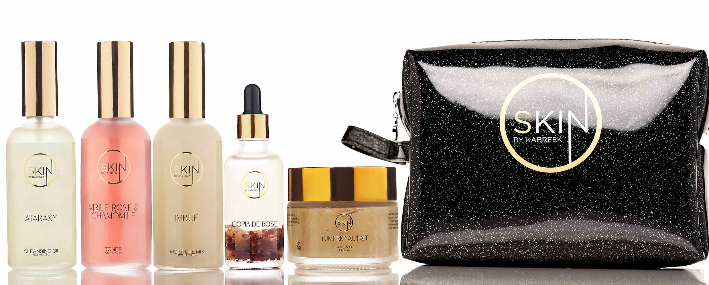 Product photography for Skin by Kabreek