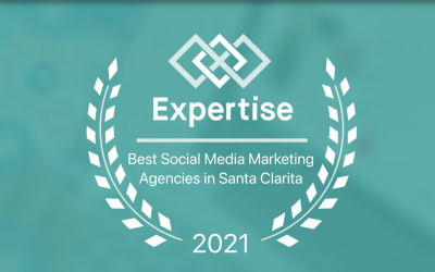 TC Creatives Named Best Social Media Marketing Agency in Santa Clarita 2021 by Expertise