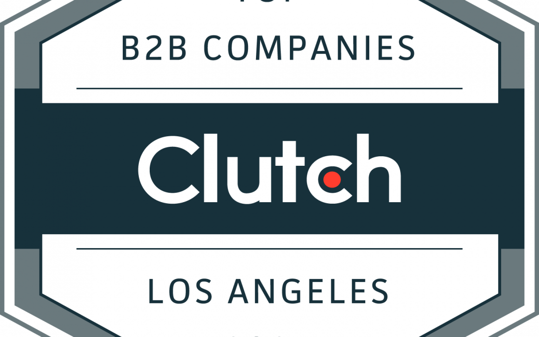 TC Creatives Named in the 2021 Clutch Leader Awards as a Top B2B Provider in Los Angeles